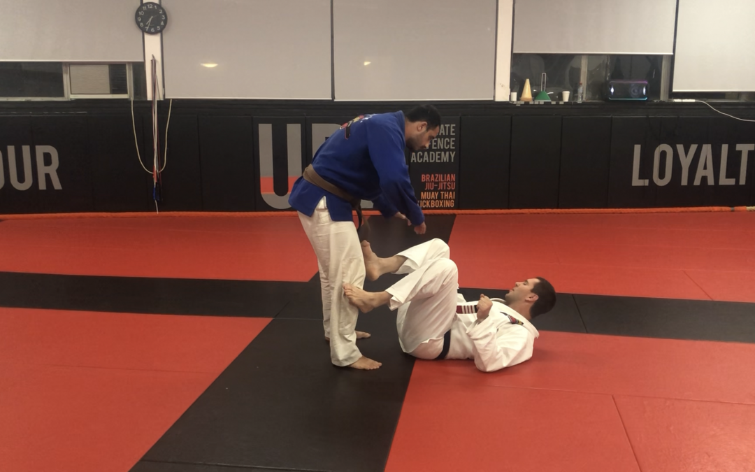 How to Escape from Side Control (VIDEO)