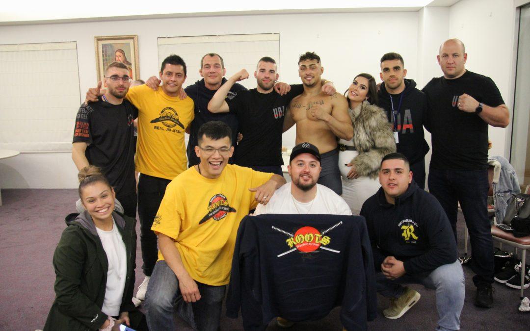 MMA Superfight: Daniel Spaseski & Gustavo Guimaraes