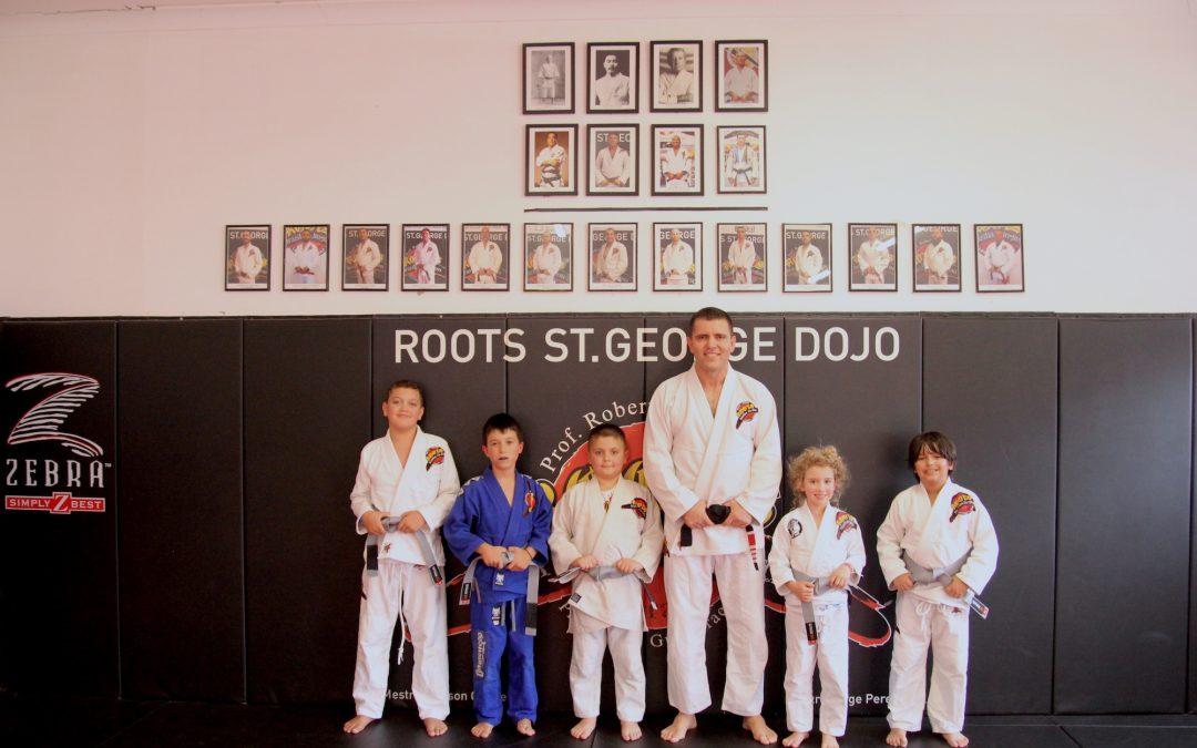 Roots Kids & Teens Grading and Daniel Rusitovic Judo Seminar