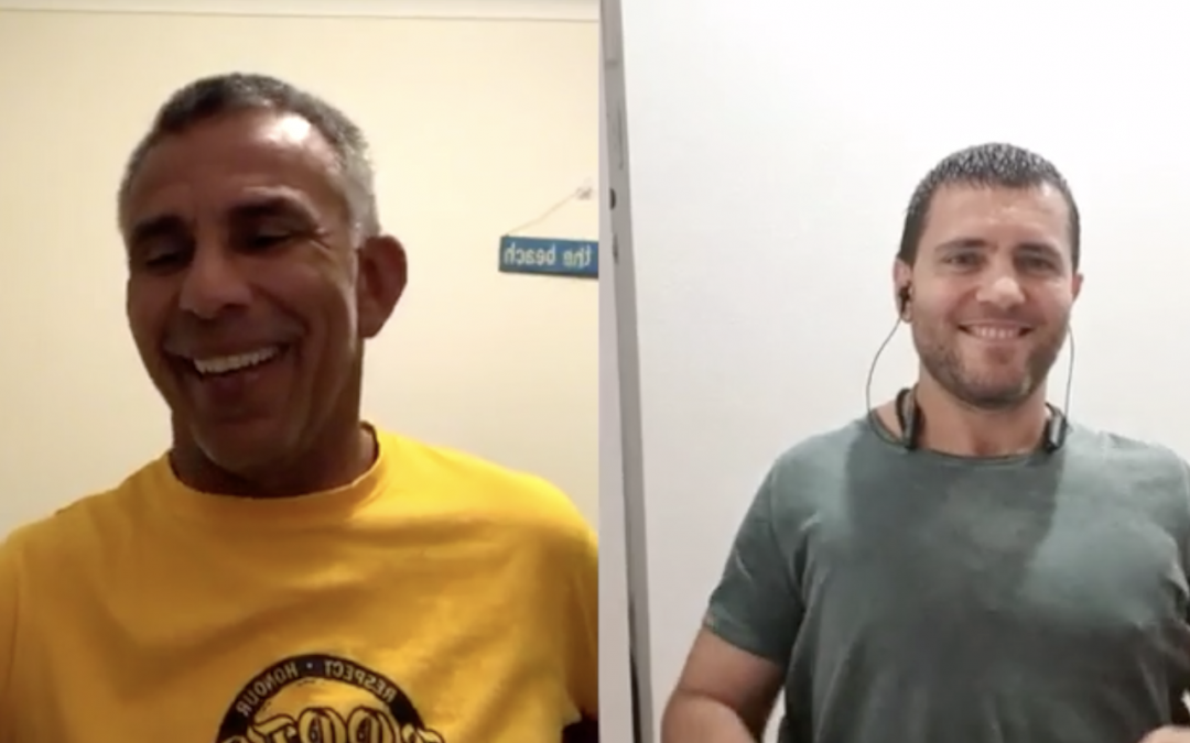 Instagram Live: Paulo Guimaraes & Robert Naumoski (VIDEO)