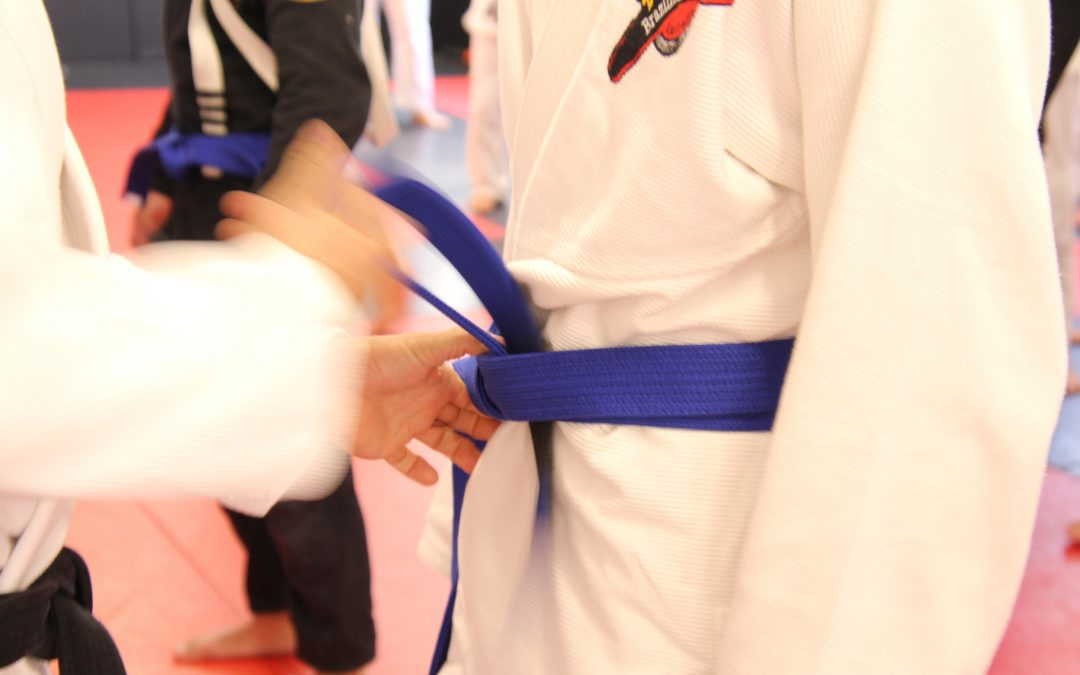 Roots Grading: our newest Blue Belts