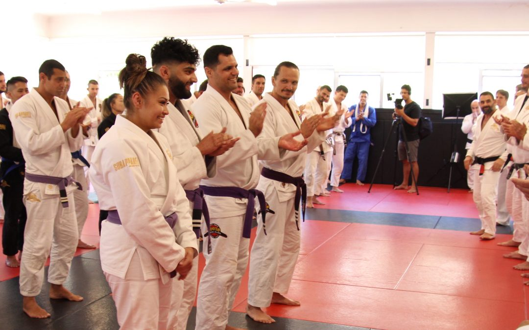 Roots Grading: our newest Brown Belts