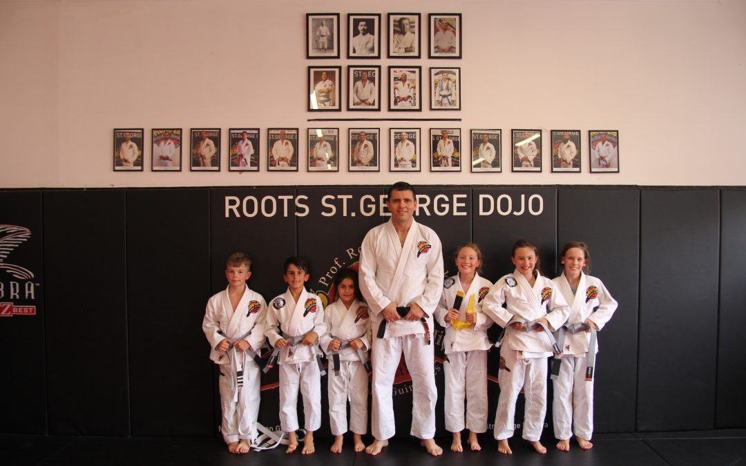 Roots Grading: our newest Kids and Teens belts
