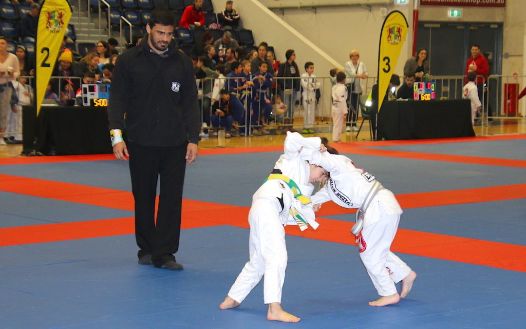 How your child benefits from Jiu Jitsu competitions